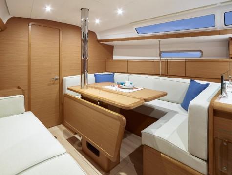 Bootsverleih Tortola günstig Sun Odyssey 389