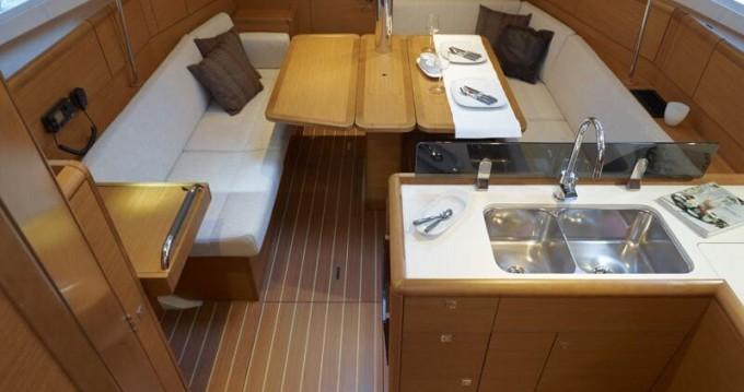 Segelboot mieten in Tortola - Jeanneau Sun Odyssey 389
