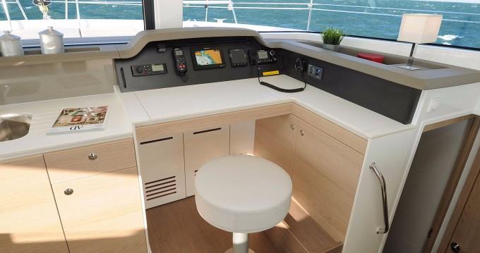 Bali Catamarans Bali 4.1 zwischen Privatpersonen und professionellem Anbieter Tahiti