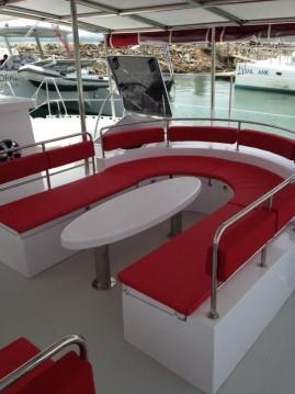 Bootsverleih Ocean Voyager Maxicat 53 Tahiti Samboat