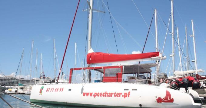Bootsverleih Tahiti günstig Maxicat 53