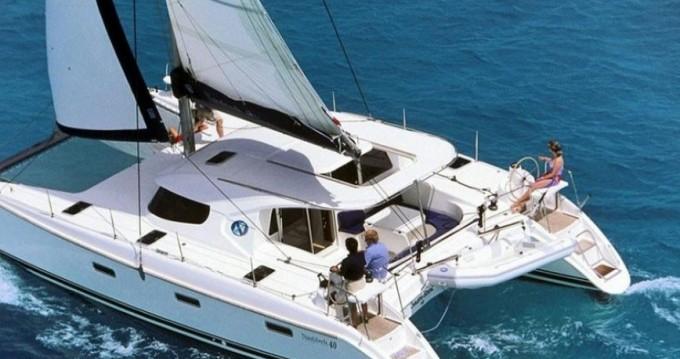 Bootsverleih Nautitech Nautitech 44 Tahiti Samboat