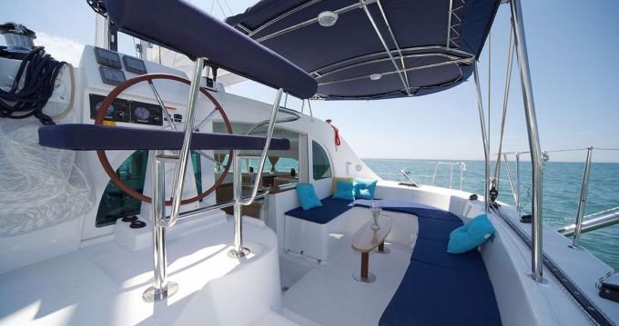 Bootsverleih Lagoon Lagoon 380 S2 Tahiti Samboat