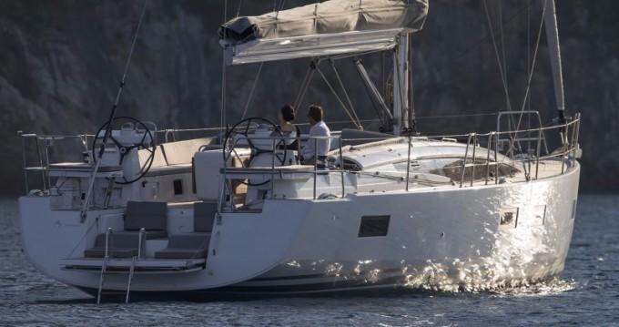 Segelboot mit oder ohne Skipper Jeanneau mieten in Lefkas Egremni
