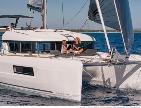 Yacht-Charter in Athen - Lagoon Lagoon 40 auf SamBoat