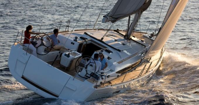 Bootsverleih Jeanneau Sun Odyssey 519 Lefkas Egremni Samboat