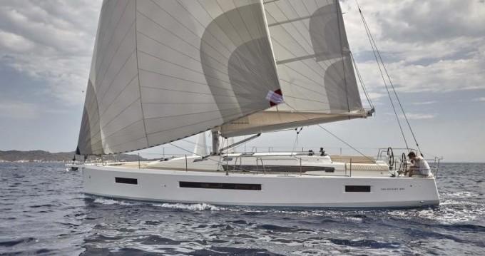 Bootsverleih Skiathos günstig Sun Odyssey 490