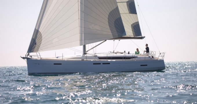Bootsverleih Paros günstig Sun Odyssey 449