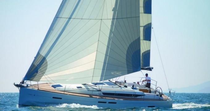 Segelboot mieten in Paros - Jeanneau Sun Odyssey 449