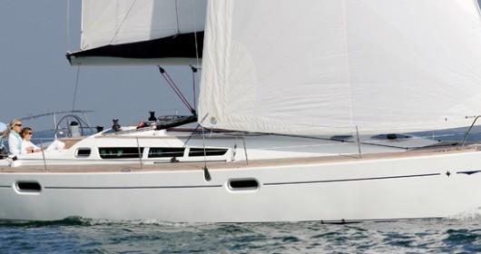 Jeanneau Sun Odyssey 42i zwischen Privatpersonen und professionellem Anbieter Korfu