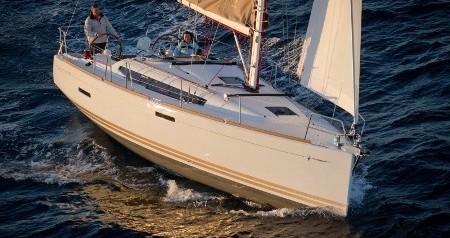Yacht-Charter in Athen - Jeanneau Sun Odyssey 389 auf SamBoat