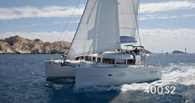 Katamaran mit oder ohne Skipper Lagoon mieten in Skiathos