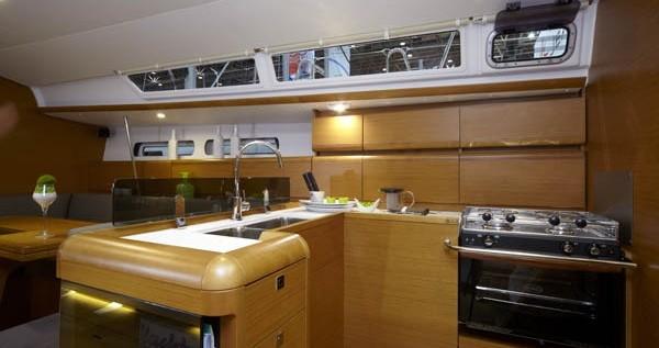 Yacht-Charter in Lávrio - Jeanneau Sun Odyssey 439 auf SamBoat