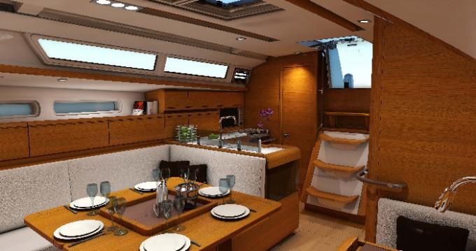 Segelboot mieten in Lávrio - Jeanneau Sun Odyssey 40.9