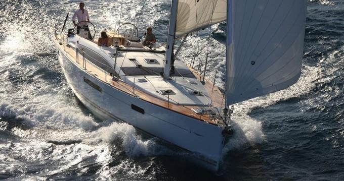 Segelboot mieten in Athen - Jeanneau Jeanneau 53