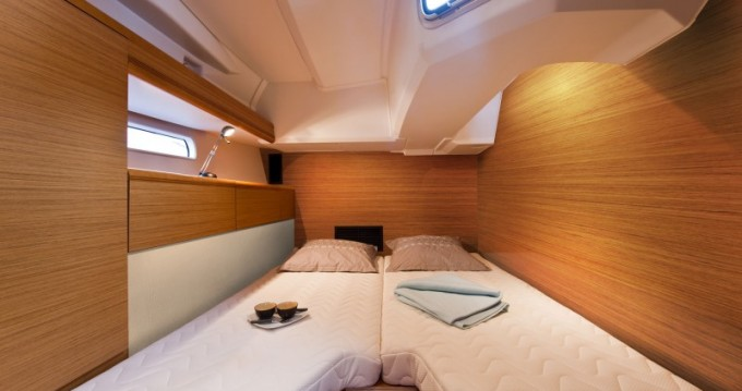 Yacht-Charter in Athen - Jeanneau Jeanneau 53 auf SamBoat