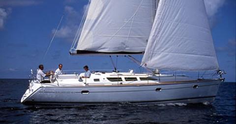 Segelboot mit oder ohne Skipper Jeanneau mieten in Lávrio