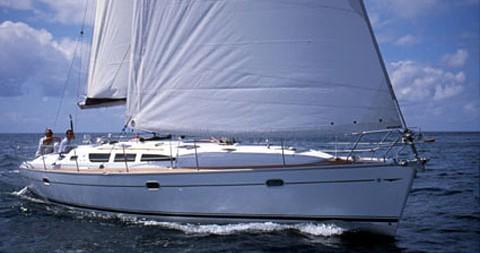 Bootsverleih Jeanneau Sun Odyssey 40.3 Lávrio Samboat