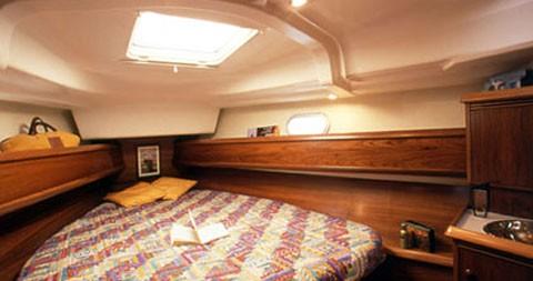 Bootsverleih Lávrio günstig Sun Odyssey 40.3