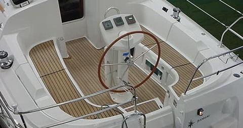 Segelboot mieten in Athen - Jeanneau Sun Odyssey 35