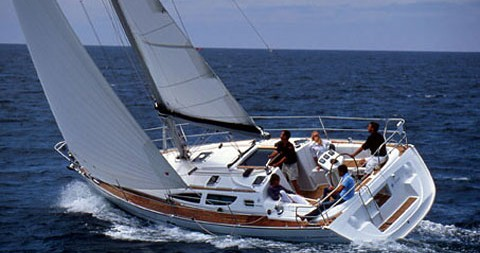 Yacht-Charter in Athen - Jeanneau Sun Odyssey 35 auf SamBoat