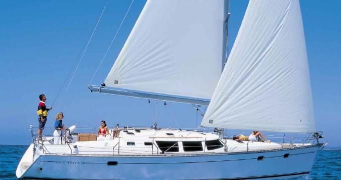 Segelboot mieten in Athen - Jeanneau Sun Odyssey 43 DS