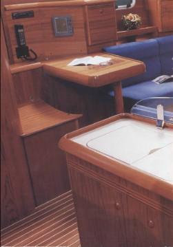 Jeanneau Sun Odyssey 43 zwischen Privatpersonen und professionellem Anbieter Athen