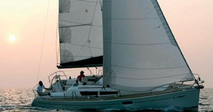 Bootsverleih Korfu günstig Sun Odyssey 36i