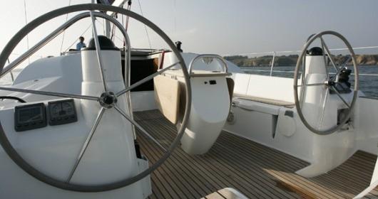 Bootsverleih Lávrio günstig Sun Odyssey 42i