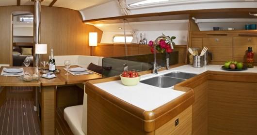 Yacht-Charter in Lávrio - Jeanneau Sun Odyssey 42i auf SamBoat