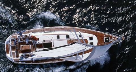 Segelboot mieten in Kavala - Jeanneau Sun Odyssey 49