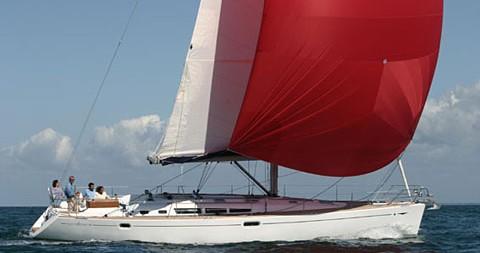 Yacht-Charter in Kavala - Jeanneau Sun Odyssey 49 auf SamBoat