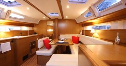 Bootsverleih Jeanneau Sun Odyssey 44i Athen Samboat