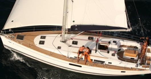 Bootsverleih Jeanneau Sun Odyssey 49i Lávrio Samboat