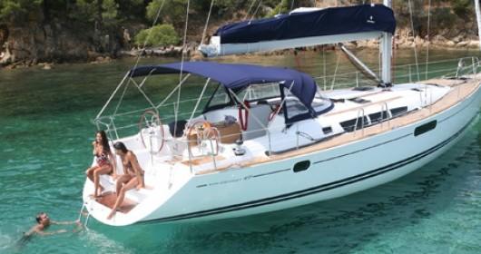 Bootsverleih Athen günstig Sun Odyssey 49i
