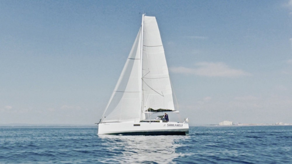 Segelboot mieten in Teguise - Pogo Structures Pogo 36