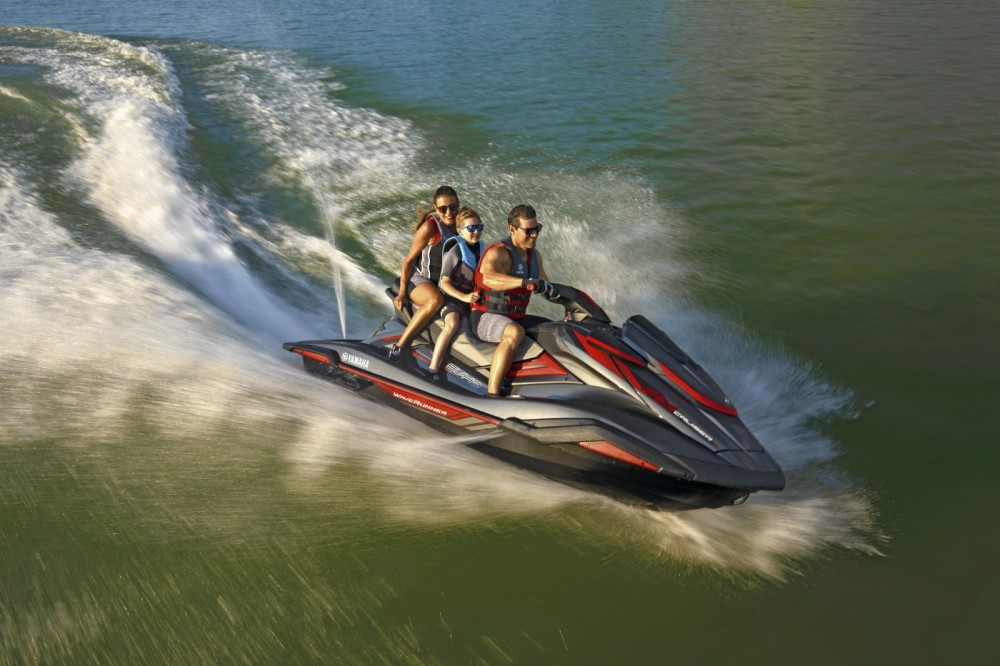 Jetski mieten in Sant Antoni de Portmany - Yamaha FX SVHO cruiser