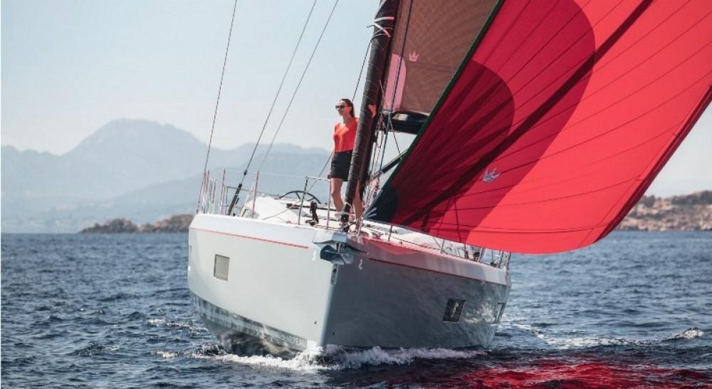 Segelboot mieten in Skiathos zum besten Preis