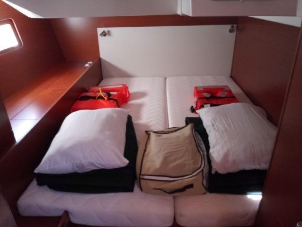 Segelboot mieten in Skiathos - Bénéteau Oceanis 51.1