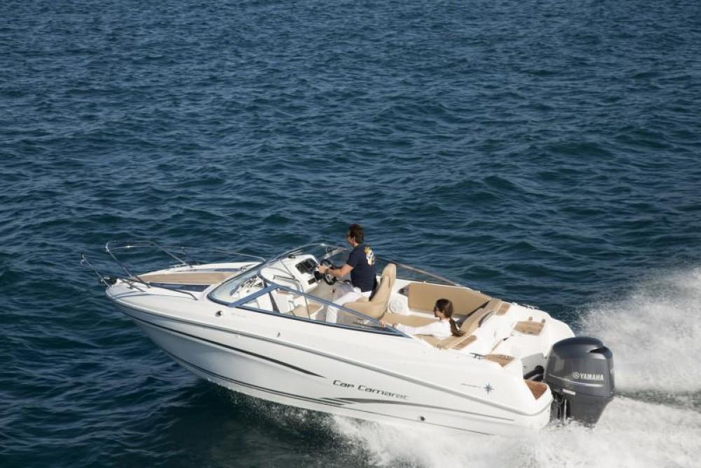 Bootsverleih Jeanneau Cap Camarat 650 DC Mahón Samboat