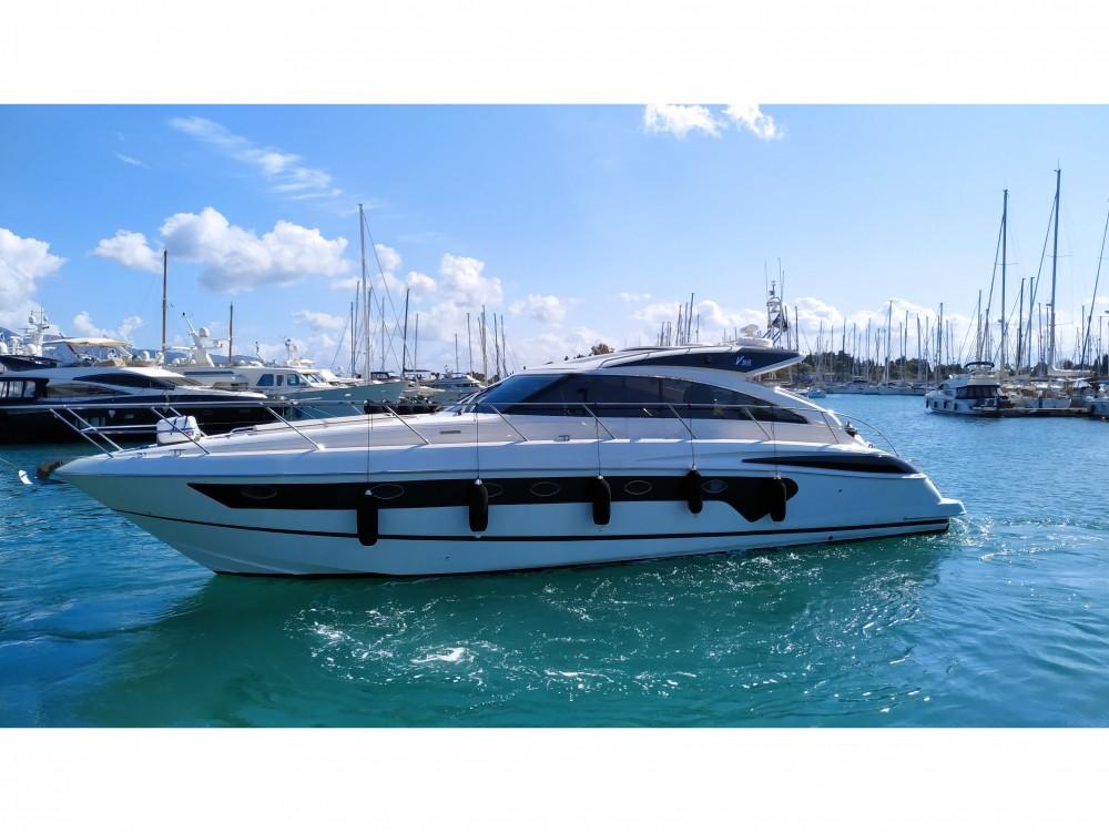 Bootsverleih Princess Princess V53 Marina Gouvia Samboat