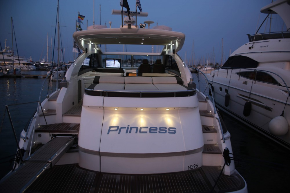 Motorboot mieten in Marina Gouvia zum besten Preis