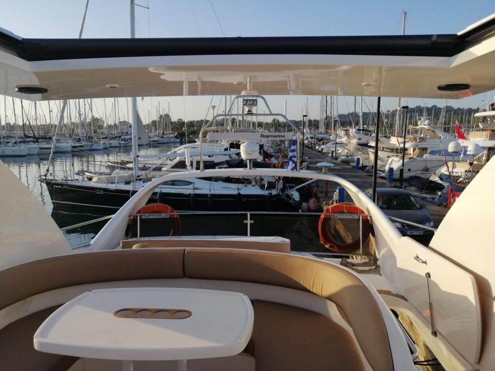 Yacht-Charter in Marina Gouvia - Princess Princess 61 auf SamBoat