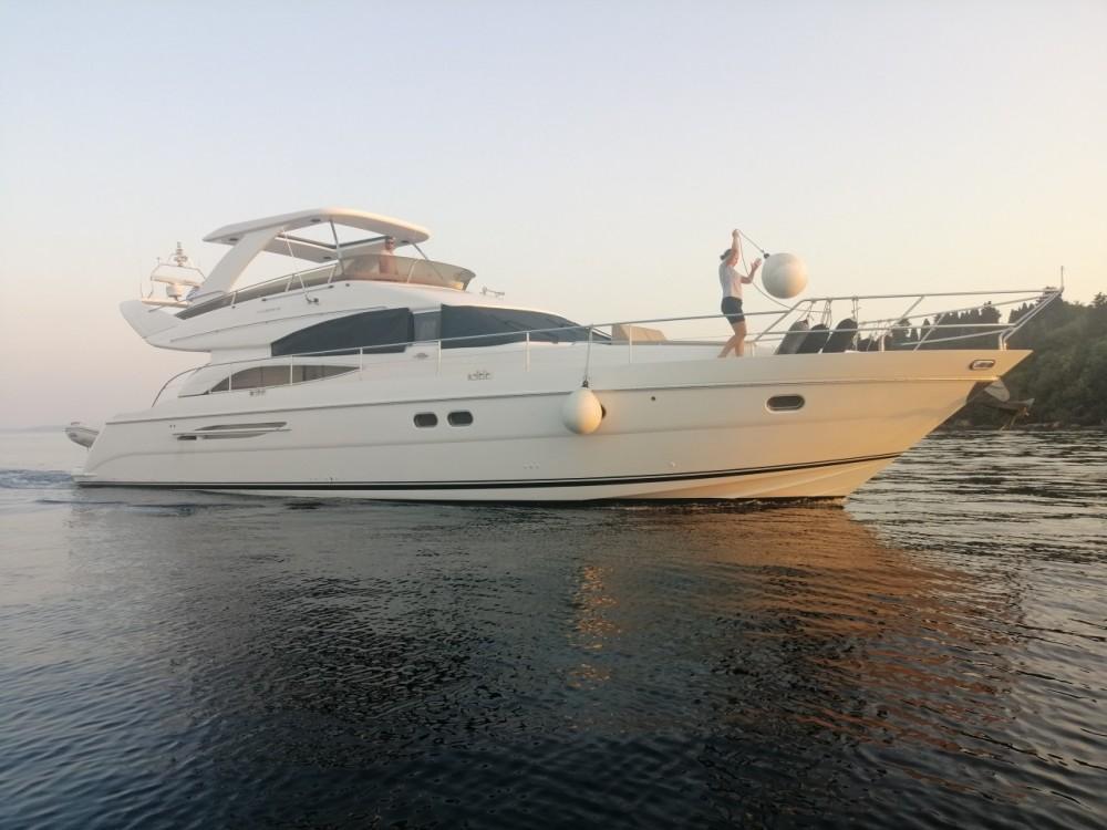 Yachten mieten in Marina Gouvia - Princess Princess 61