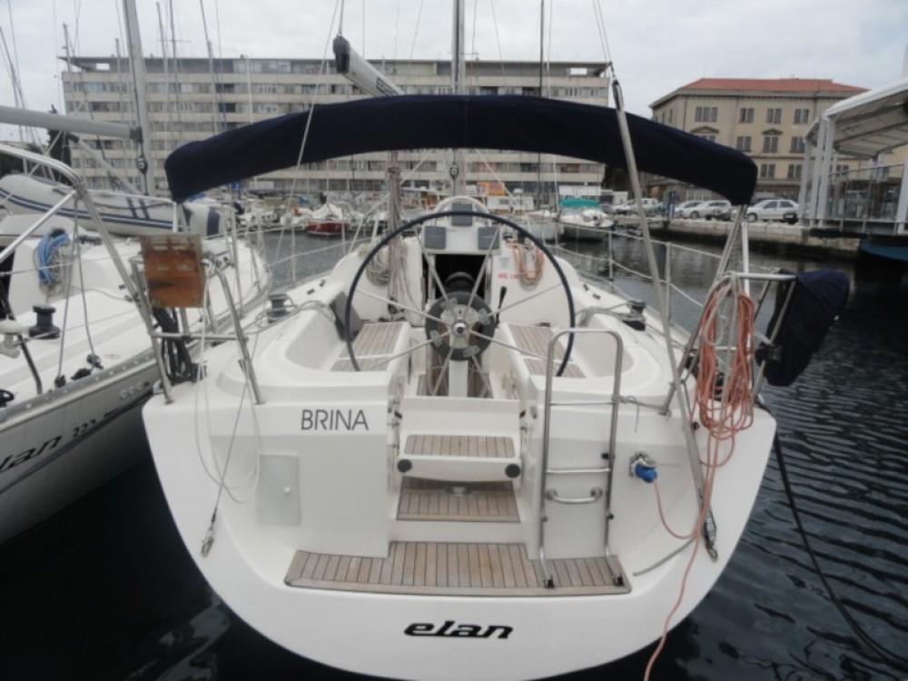 Bootsverleih Elan Elan 333 Rabac Samboat