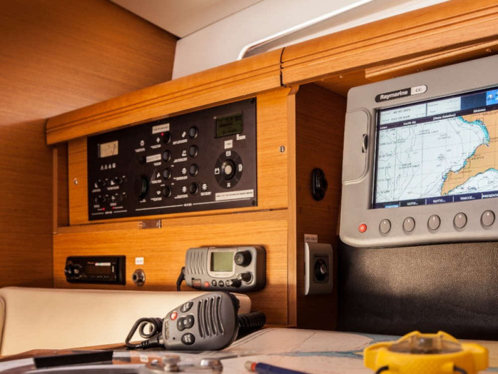 Yacht-Charter in  - Jeanneau Sun Odyssey 439 auf SamBoat