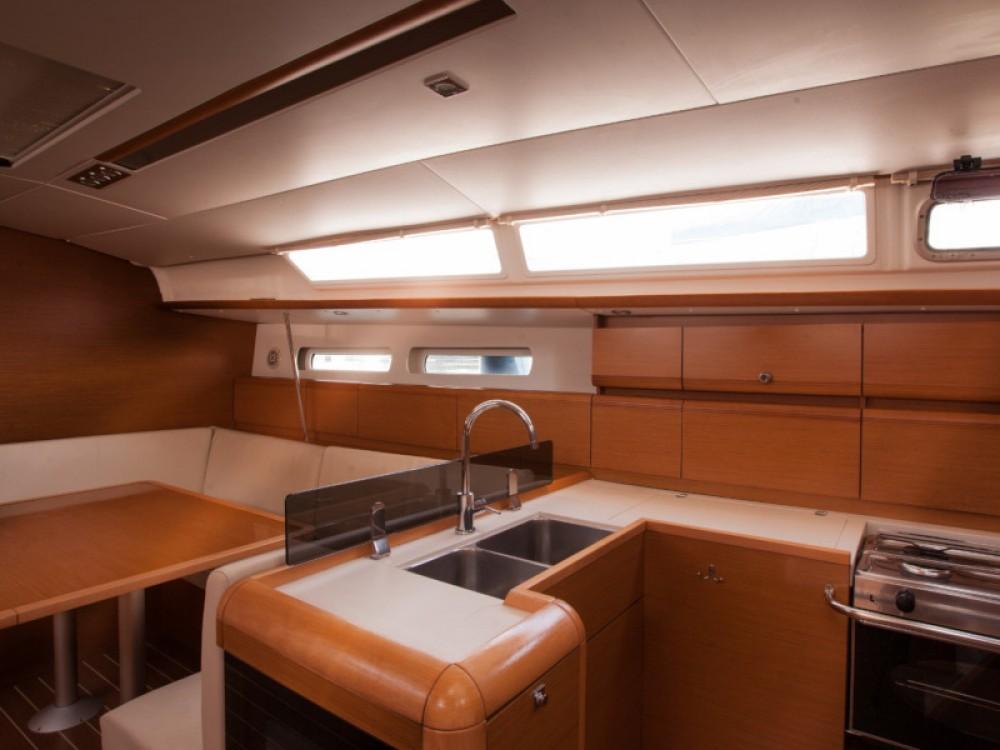 Bootsverleih Jeanneau Sun Odyssey 439  Samboat