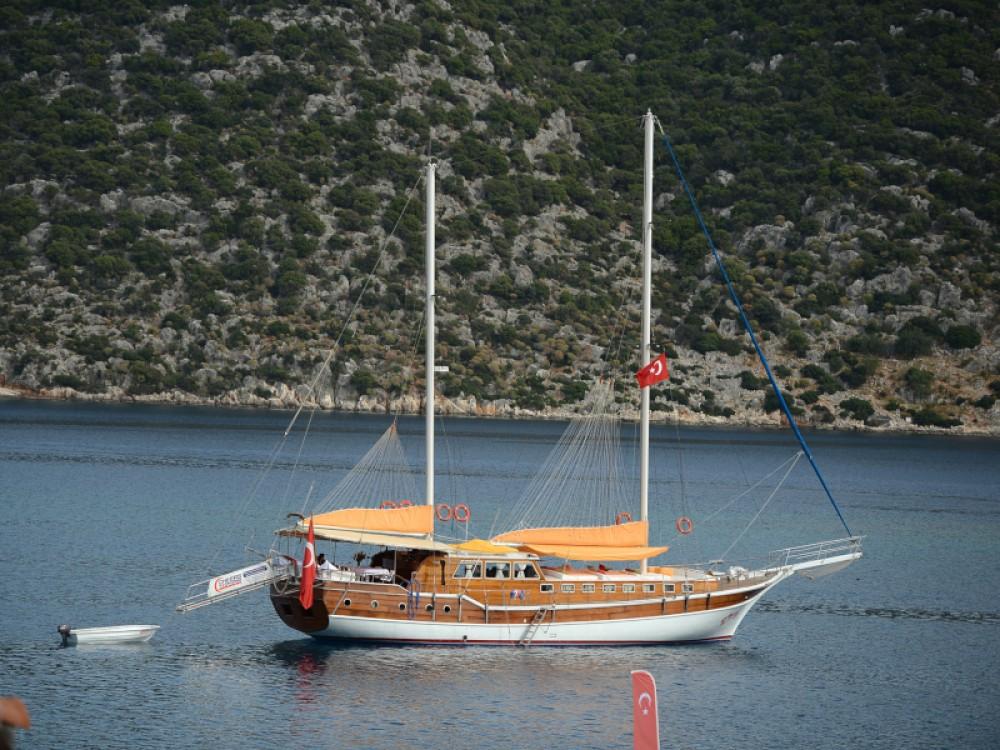 Segelboot mieten in Fethiye -  Gulet- Cheers