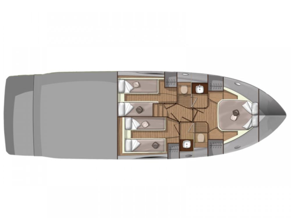 Yacht-Charter in Marina LAV - SESSA Sessa Fly 47 auf SamBoat