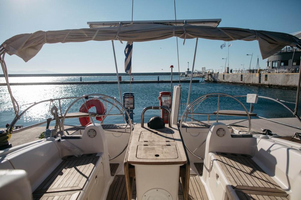 Segelboot mit oder ohne Skipper Elan mieten in Kavala